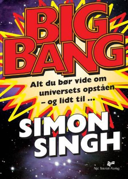 Big Bang af Simon Singh