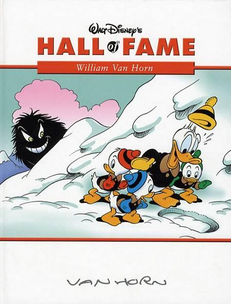 Hall of fame - William van Horn af William van Horn