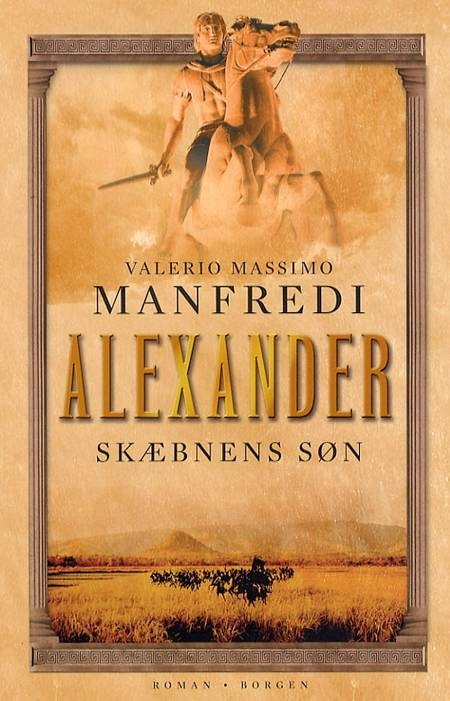 Alexander af Valerio Massimo Manfredi