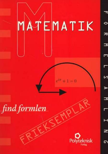 Find Formlen - Matematik