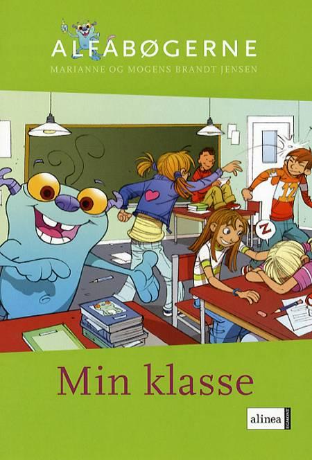 Min klasse af Mogens Brandt Jensen og Marianne Brandt Jensen