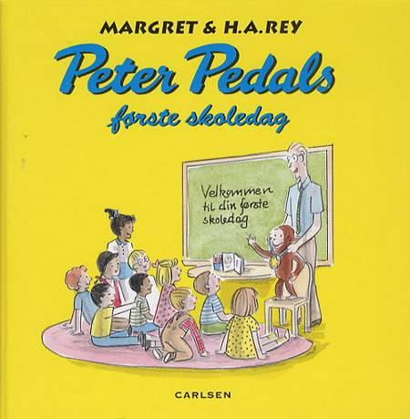 Peter Pedals første skoledag af H.A. Rey og Margret Rey