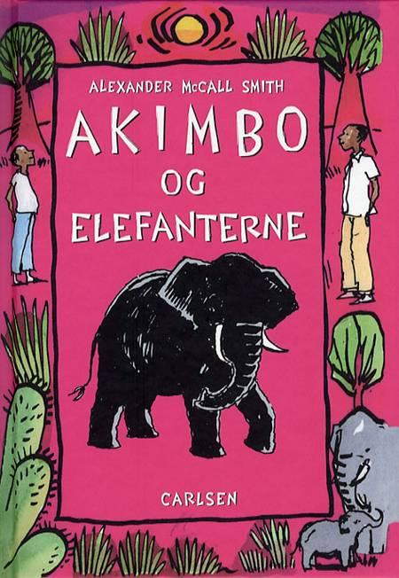 Akimbo og elefanterne af Alexander McCall Smith