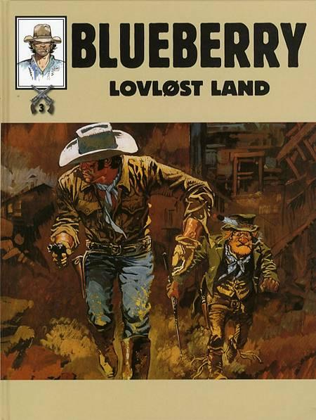 Blueberry - lovløst land af Jean-Michel Charlier og Charlier