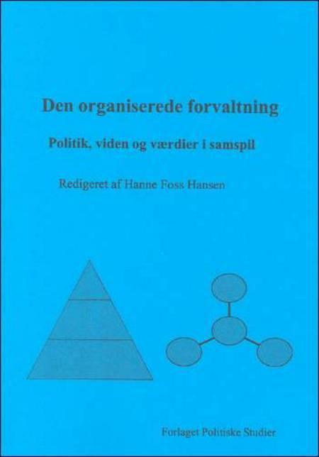 Den organiserede forvaltning