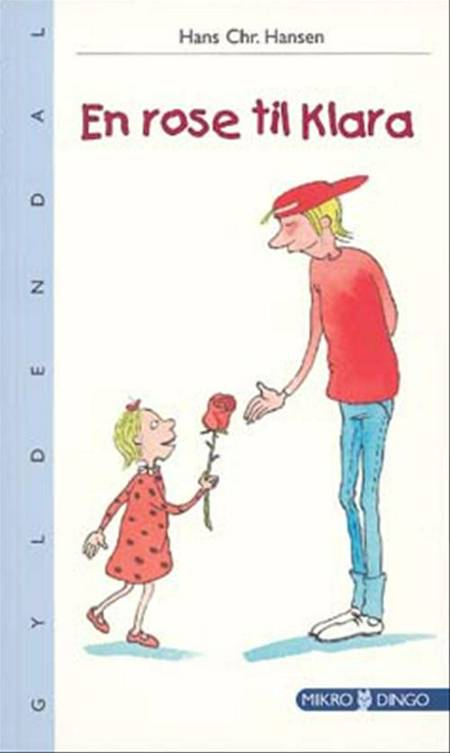 En rose til Klara af Hans Chr. Hansen