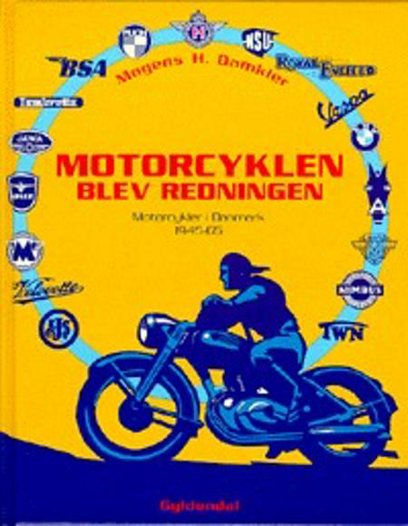 Motorcyklen blev redningen af Mogens H. Damkier