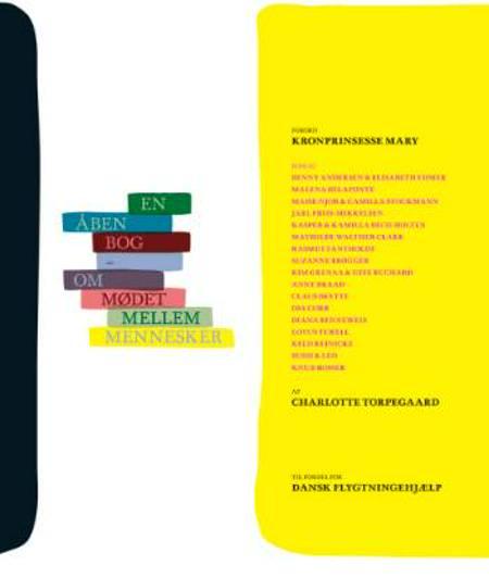 En åben bog - om mødet mellem mennesker af Charlotte Torpegaard