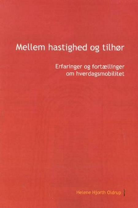 Ph.D.-afhandling af Helene Hjorth Oldrup