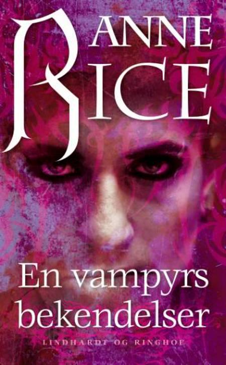 En vampyrs bekendelser af Anne Rice