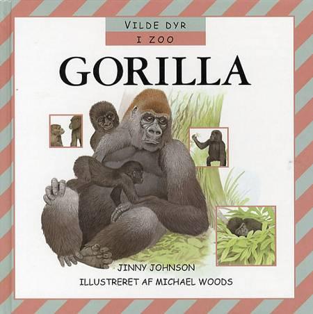 Gorilla af Jinny Johnson