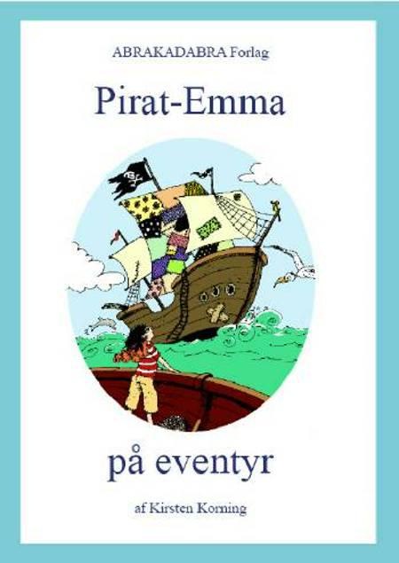 Pirat-Emma på eventyr af Kirsten Korning