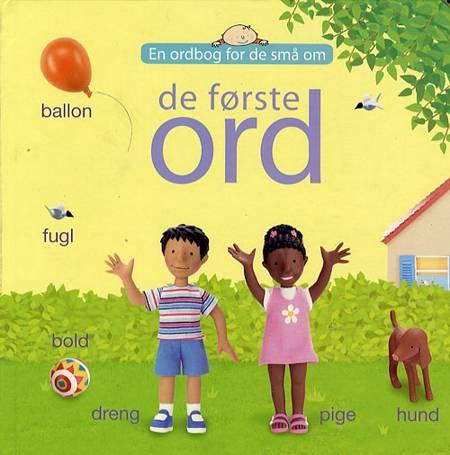 En ordbog for de små om de første ord