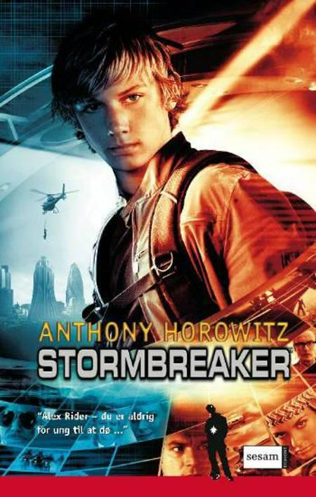 Stormbreaker af Anthony Horowitz