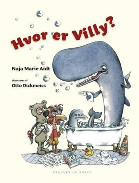 Hvor er Villy? af Naja Marie Aidt