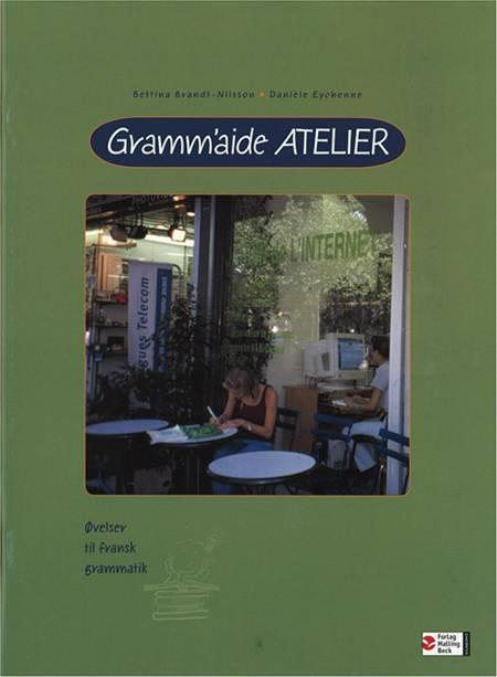 Gramm'aide atelier af Bettina Brandt-Nilsson og Danièle Eychenne