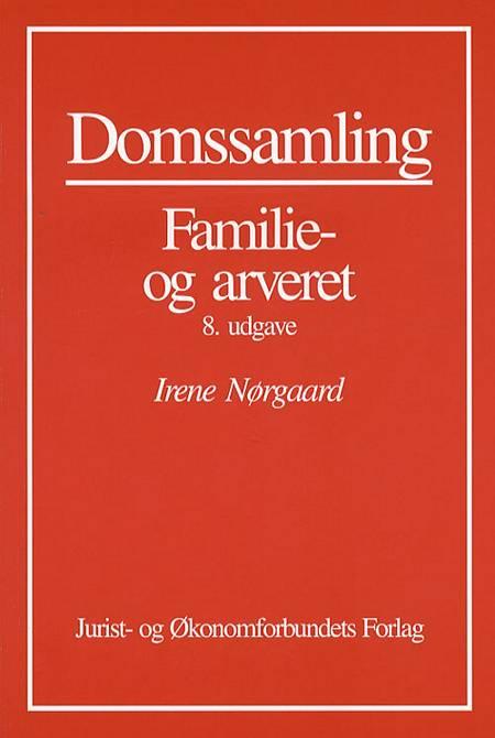 Domssamling, familie- og arveret af Nørgaard Irene