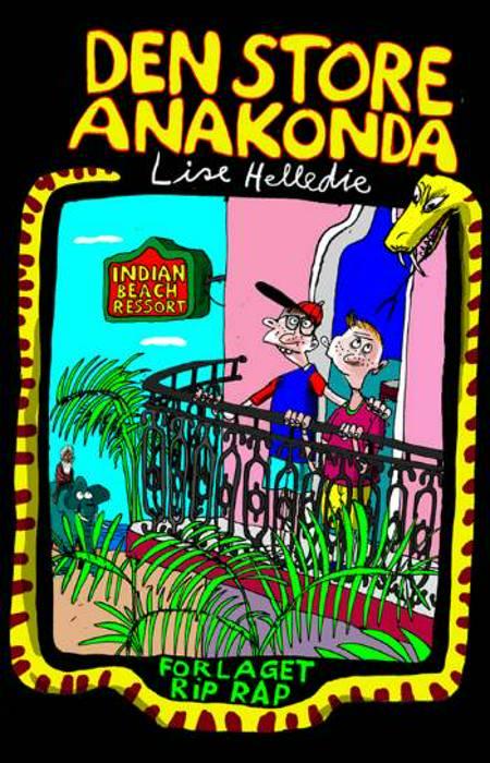Den store Anakonda af Lise Helledie