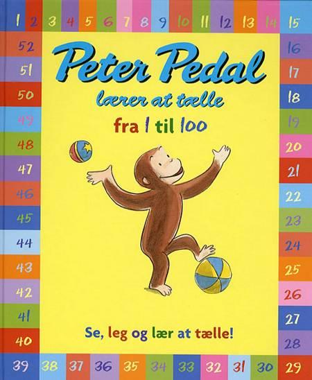 Peter Pedal lærer at tælle af Anna Grossnickle Hines