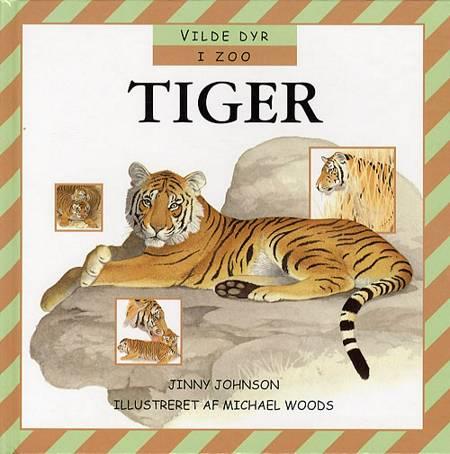 Tiger af Jinny Johnson