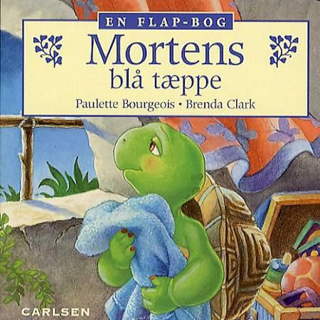 Mortens blå tæppe af Paulette Bourgeois