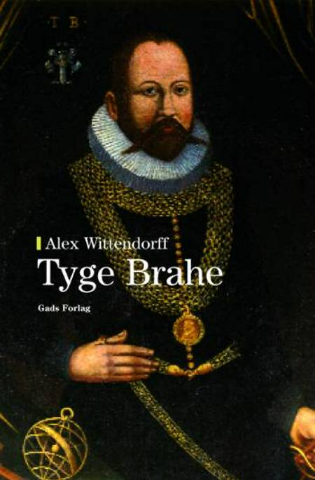 Tyge Brahe af Alex Wittendorff
