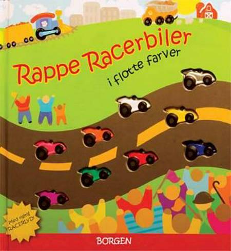 Rappe racerbiler i flotte farver af Dawn Bentley