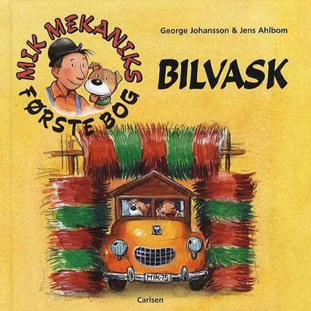 Mik Mekaniks første bog - bilvask af George Johansson