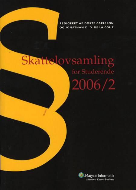 Skattelovsamling for studerende 2006/2