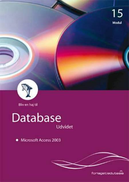 Database, udvidet - Microsoft Access 2003 af Lone Riemer Henningsen