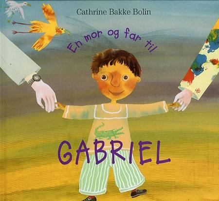 En mor og far til Gabriel af Cathrine Bakke Bolin