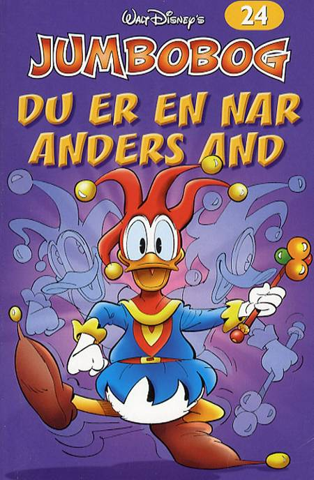 Walt Disney's Du er en nar Anders And