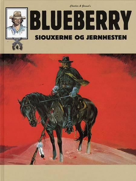 Blueberry - Siouxerne og Jernhesten af Jean-Michel Charlier og Charlier