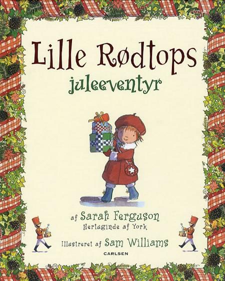 Lille Rødtops juleeventyr af Sarah York