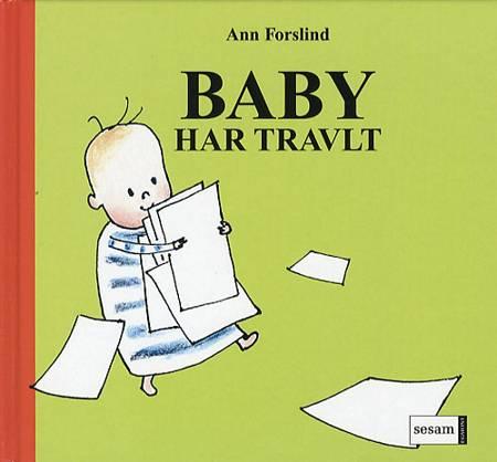Baby har travlt af Ann Forslind