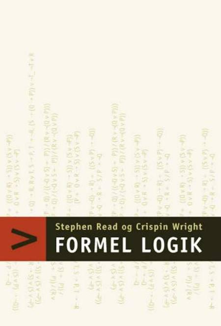 Formel logik af Stephen Read og Crispin Wright