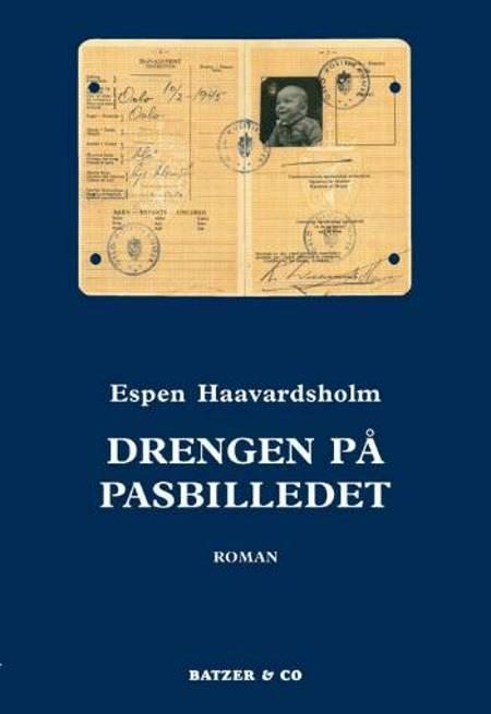 Drengen på pasbilledet af Espen Haavardsholm