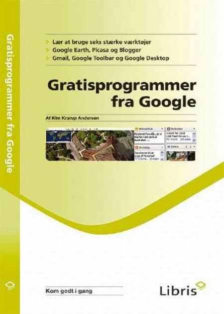 Gratisprogrammer fra Google af Kim Krarup Andersen