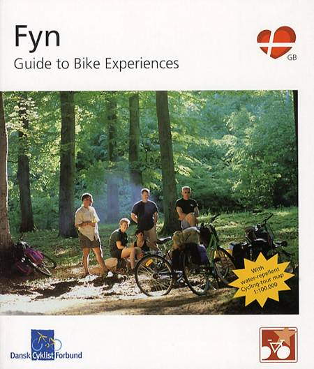 Fyn - guide to bike experiences af Fonden Fyntour
