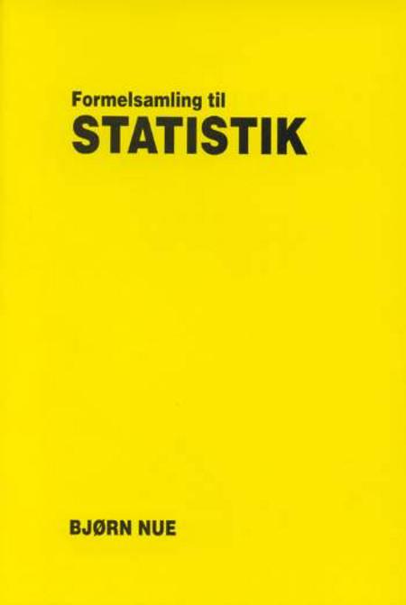 Formelsamling til statistik af Bjørn Nue