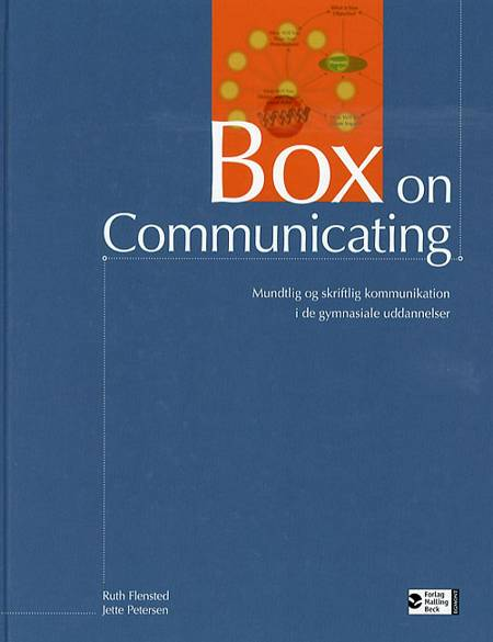 Box on communicating af Ruth Flensted og Jette Petersen