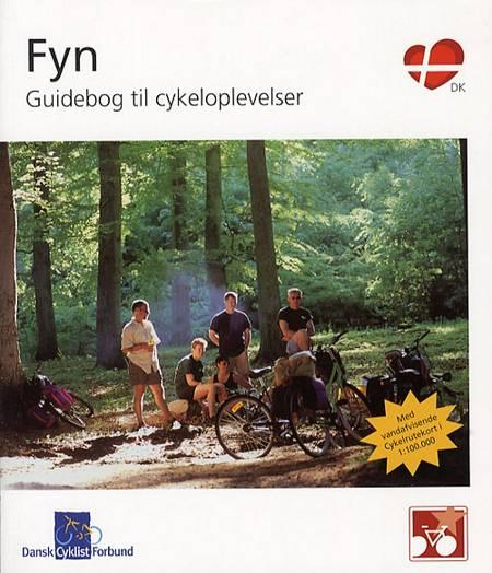 Fyn - guidebog til cykeloplevelser af Fonden FynTour