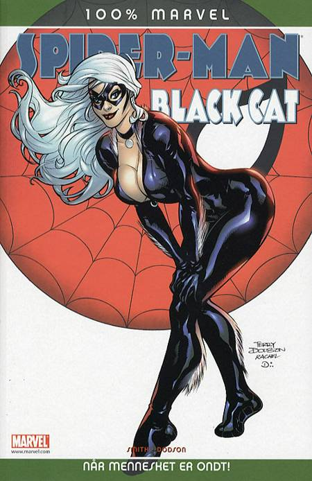 Spider-Man, Black Cat - når mennesket er ondt! af Kevin Smith