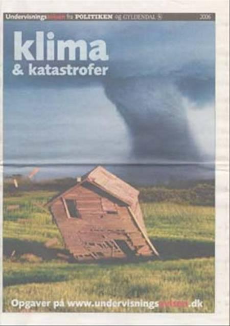 Klima & katastrofer af Lise Penter Madsen