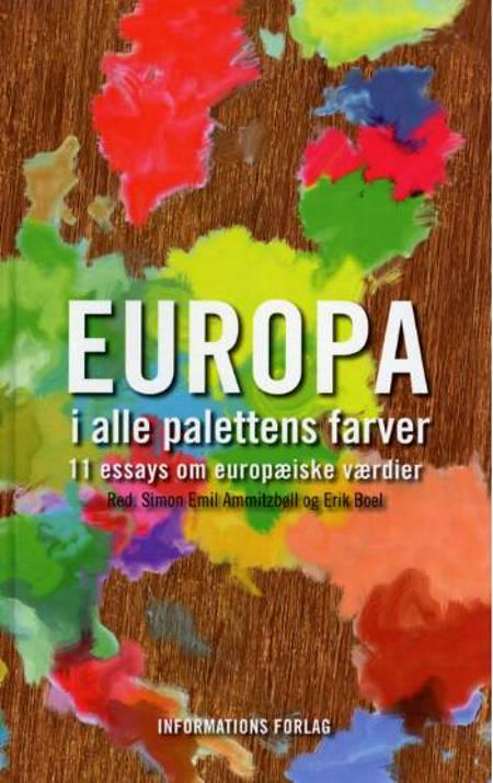 Europa i alle palettens farver af Erik Boel og Simon Emil Ammitzbøll