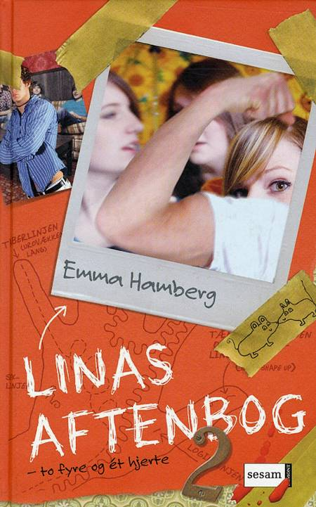 Linas aftenbog af Emma Hamberg