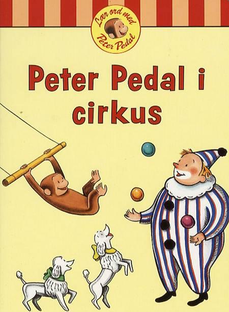 Peter Pedal i cirkus af H.A. Rey, baseret på figurer af Margret og Greg Paprocki