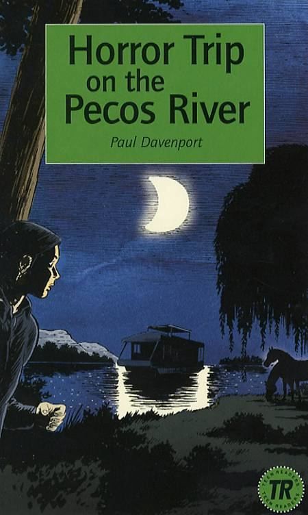 Horror Trip on the Pecos River af Paul Davenport