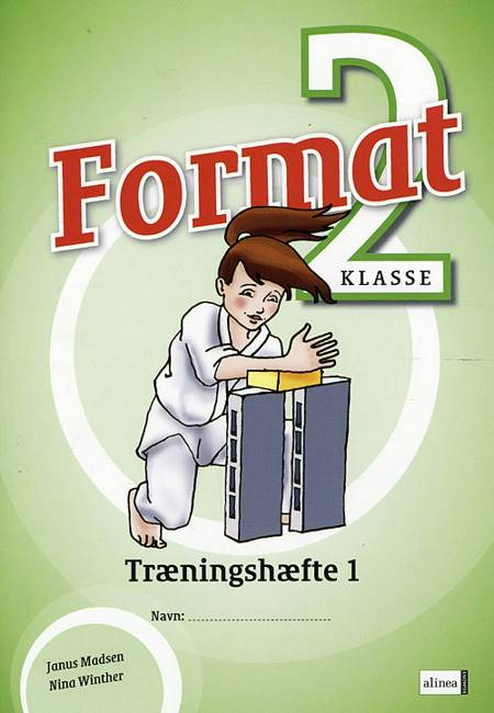 Format - 6 af Alice Darville, Janus Madsen, Lone Anesen, Nina Winther, Leane Rasmussen og Nina Winther Arnt