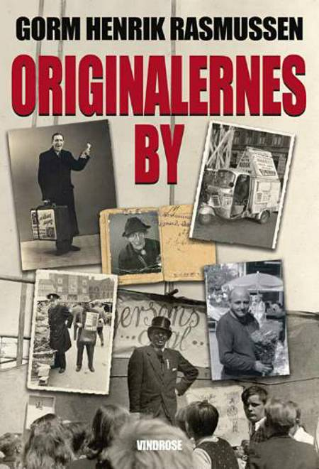 Originalernes by af Gorm Henrik Rasmussen